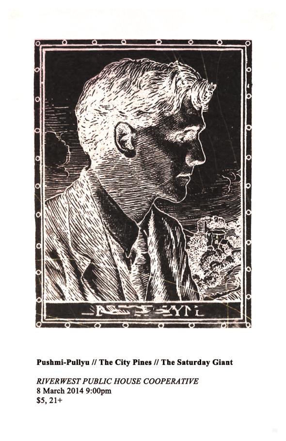 Pushmi-Pullyu (3-8-2014) Poster